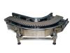 Coveior curb cu lant - Structura otel inox