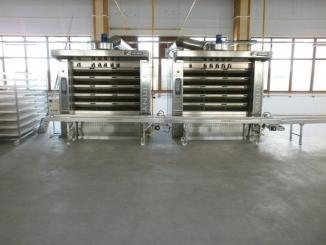 Vel Pitar - Linie conveioare pentru transport paine