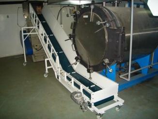 Redox Lab - Conveyor pentru deseuri medicale