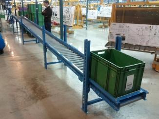 Draexlmaier - Conveioare pentru cutii de picking