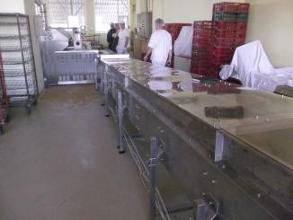 Vel Pitar - Linie de conveioare pentru transport paine - 2