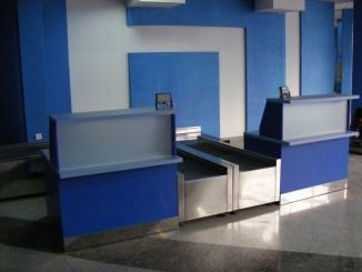 Aeroportul Craiova - Zona plecari