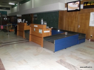 Aeroportul Suceava - Zona plecari