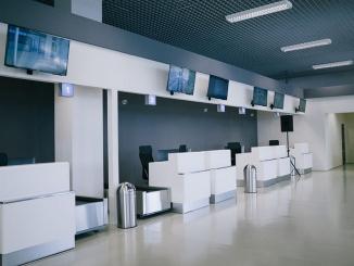 Aeroportul Arad - Terminal 2 Plecari